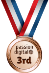 Passion Digital 2012 Olympic Ad Bronze Medal