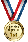 Passion Digital 2012 Olympic Ad Gold Medal