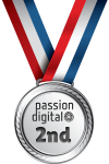 Passion Digital 2012 Olympic Ad Silver Medal